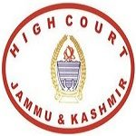 JK High Court jobs 2020