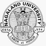 Nagaland University Jobs 2020