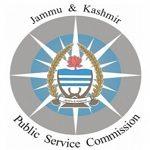 JKPSC Jobs 2020