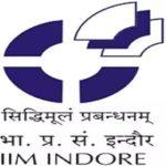 IIM Indore Jobs 2020
